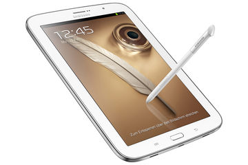 Samsung liefert das Galaxy Note 8.0 aus