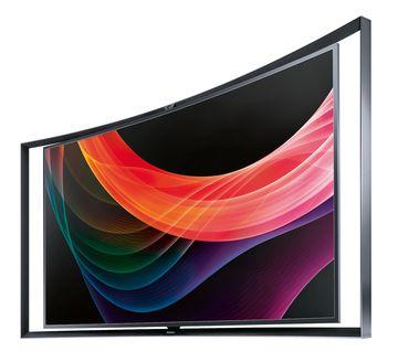 Fernseher-Trends auf der IFA 2013