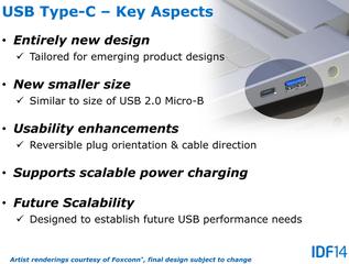 USB 3.1: Egal wie herum, es passt