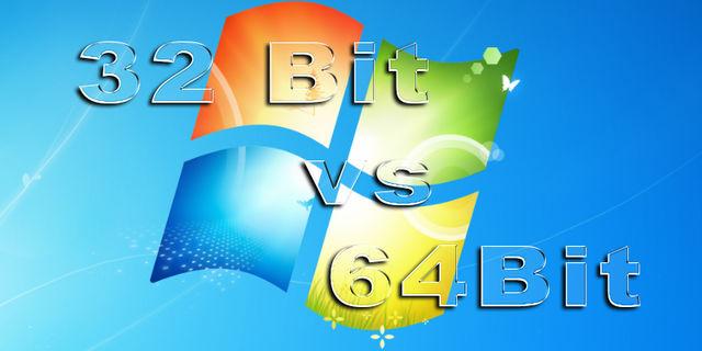 32 Bit vs. 64 Bit: Wo ist der Unterschied?