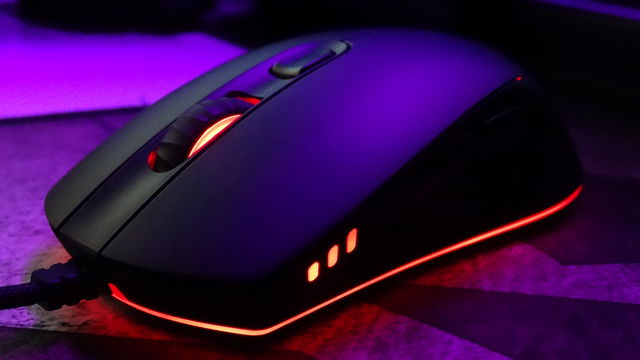 Lioncast LM60 Pro Gaming Mouse im Kurztest
