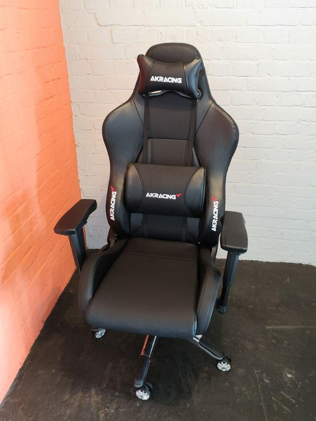 AKRacing Master Premium Gaming Chair im Testlabor